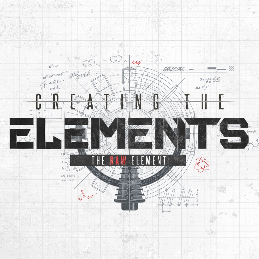 WR1 presents: 'Creating the Elements' - The Raw Element