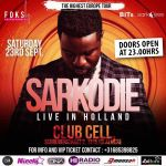 Sarkodie Live in Club Cell